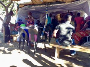 A township church in Bulawayo (2017)